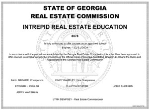 Intrepid Real Estate Education