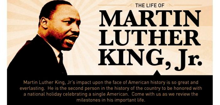 Who Was Dr. Martin Luther King?