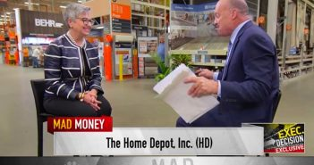 Home Depot CFO Says Millennial Homeowner Habit is Music to their Ears