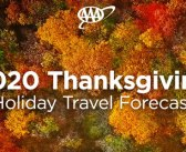 Fewer Americans Traveling This Thanksgiving