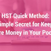 hst quick method