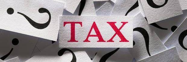 Tax Questions