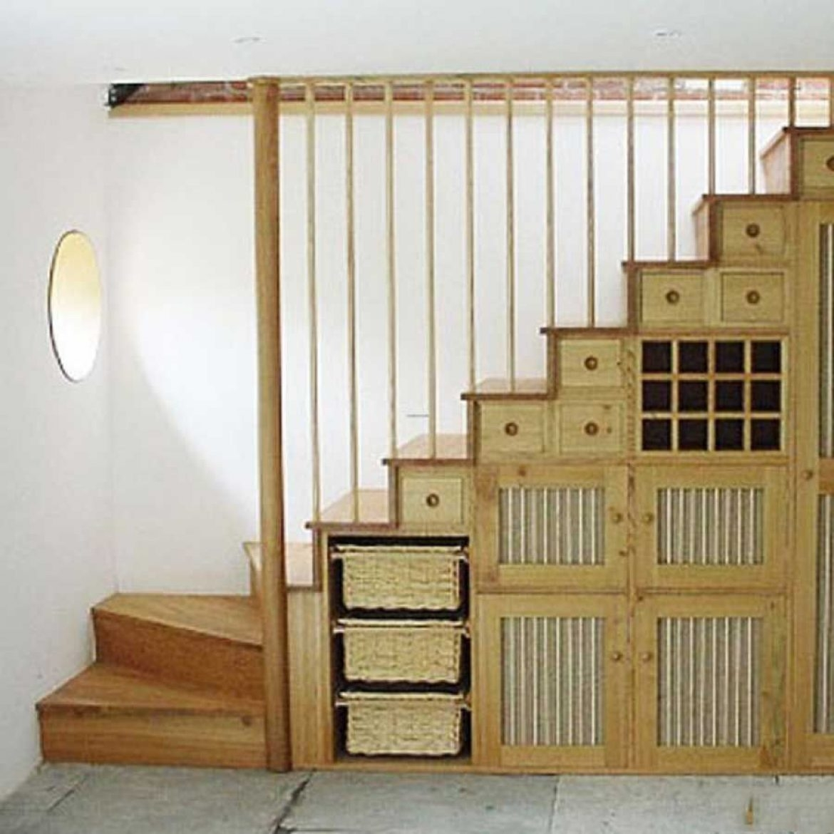 Able Light Design Ideas Occupy Less Space Suitable For Small Area   Stairway Designs For Small Spaces   Home Side Wall   Storage   Decorative   Straight   First Floor Step