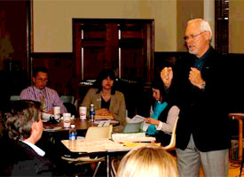Bob McKinnon - Guest Speaker in Charlotte NC, Exit of The Carolinas.
