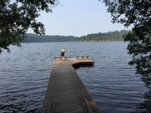 Lake Padden Bellingham