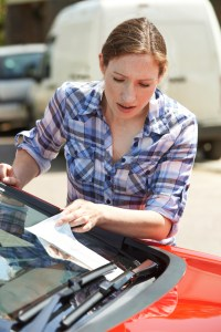 Be careful of getting parking tickets in Bellingham Washington
