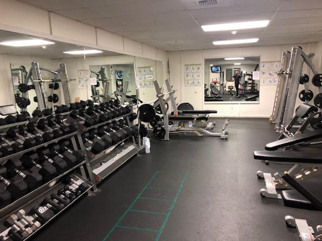 Sudden Valley's Gym