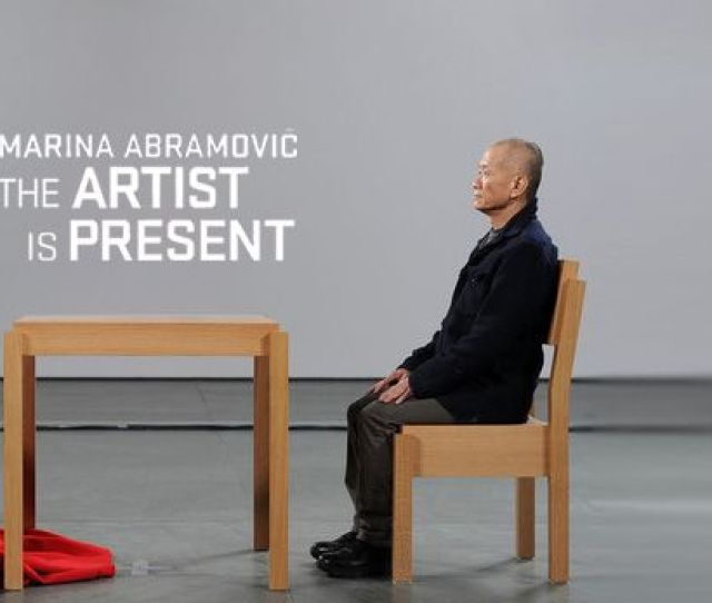 For Almost Forty Years Marina Abramovic Has Used Her Body As A Medium Of Expression Testing Her Own Physical And Physiological Limits Flowing Between