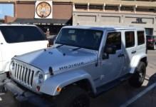 Auto Glass Buckeye Jeep Wrangler