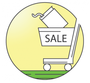 Book Icons - sale
