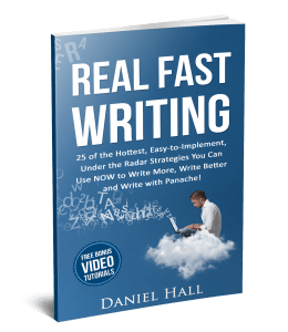 Real Fast Writing