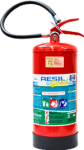 Extintor de incêndio ABC 8 kg 5 anos