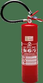 Extintor de incêndio ABC automotivo 6 kg 3 anos de validade