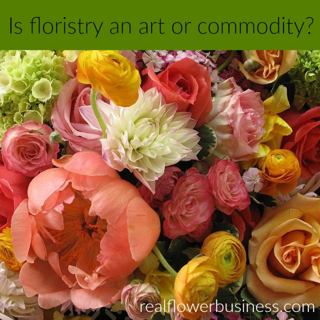 real flower business, floristry courses, floral design, floral industry, online business courses for florists