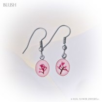 Limu Small Earrings (Blush)