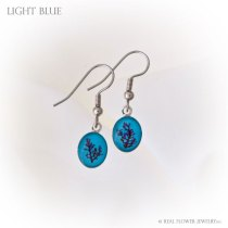 Limu Small Earrings (Blue)