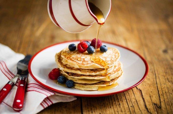 How To Make American Pancakes | Tesco Real Food