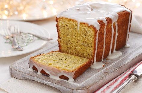 Gluten Free Lemon Drizzle Cake Tesco Real Food