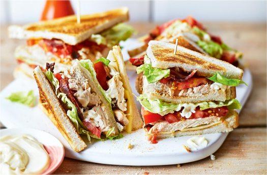 Ultimate Sandwich Recipes | Sandwich Ideas | Tesco Real Food
