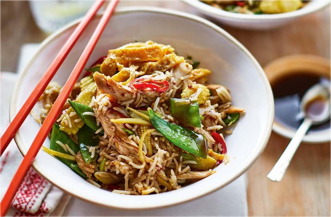 Chinese Stir-Fry | Chicken Stir-Fry | Tesco Real Food