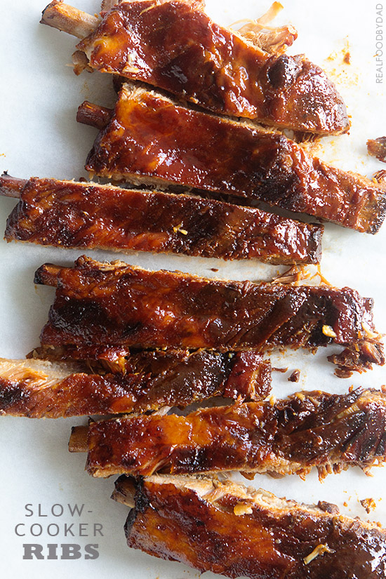 Slow-Cooker Ribs by Real Food by Dad