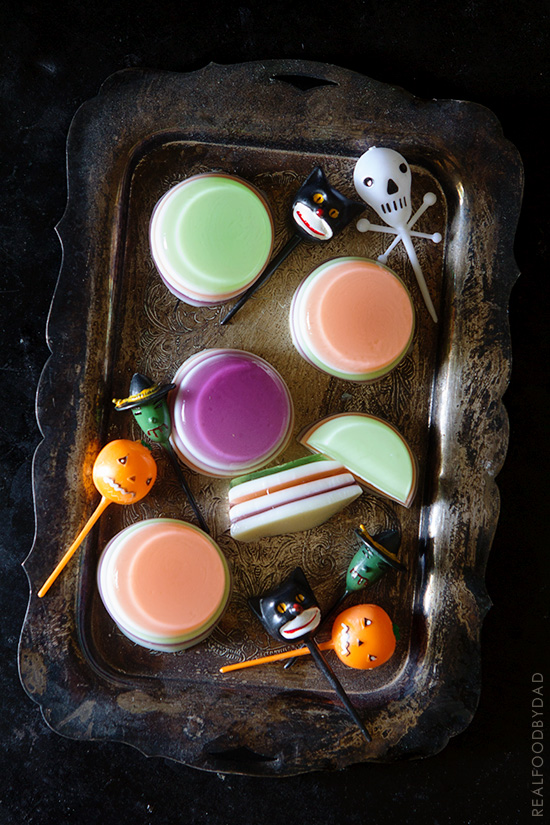 halloween vodka jello shots with real food by dad - Best Halloween Jello Shots