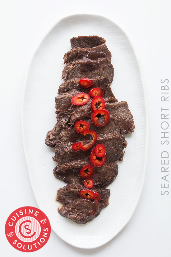 Seared Short Ribs via Real Food by Dad