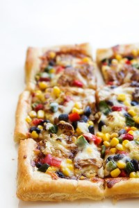 Southwestern Roasted Cauliflower Pizza Real Food by Dad