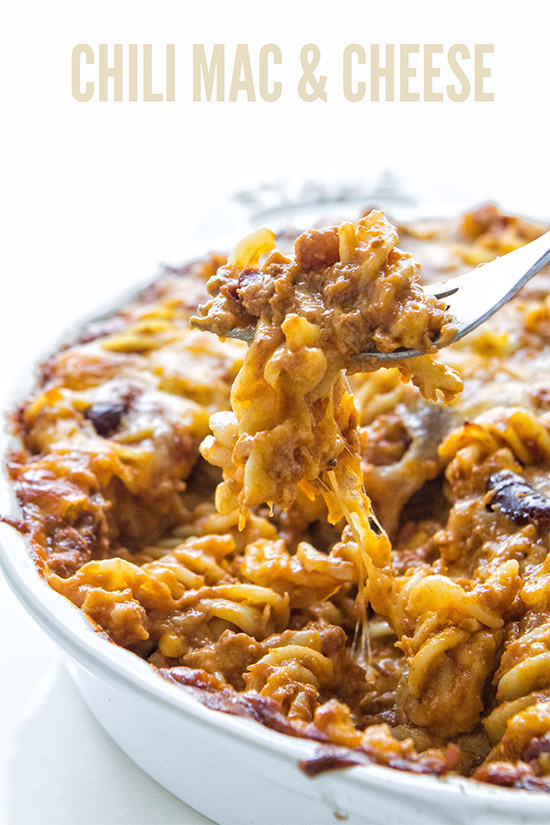 Chili Mac and Cheese | Real Food by Dad