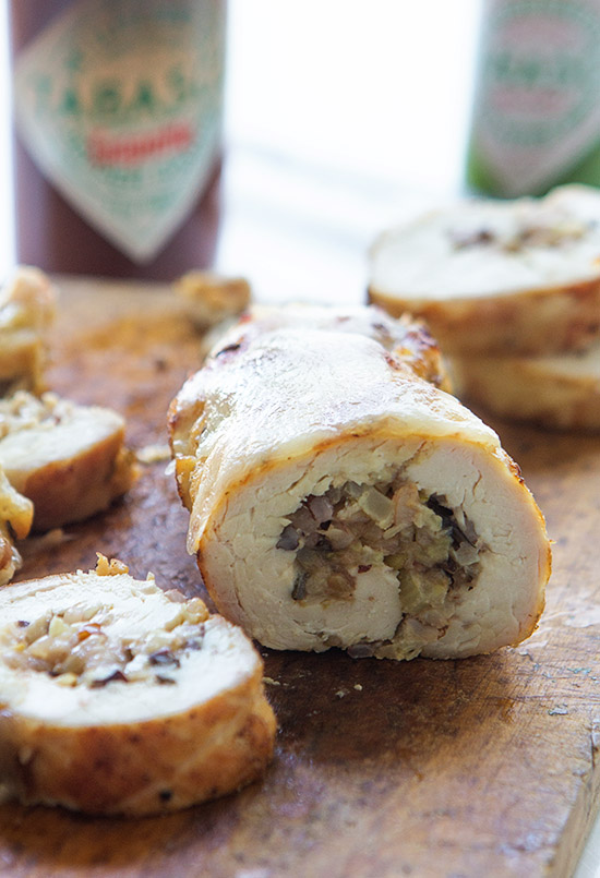 Chicken Stuffed Rolls _ Real Food by Dad