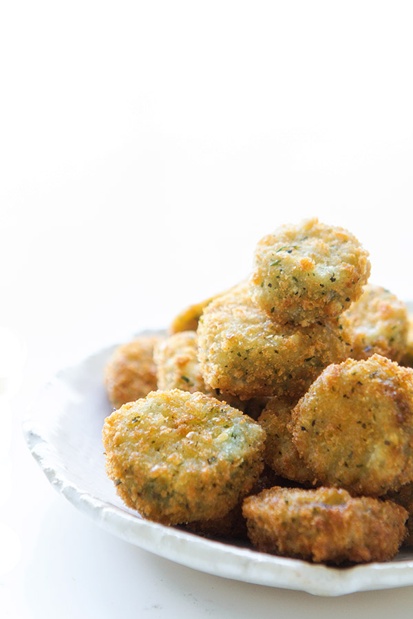Fried Zucchini _ Real Food by Dad