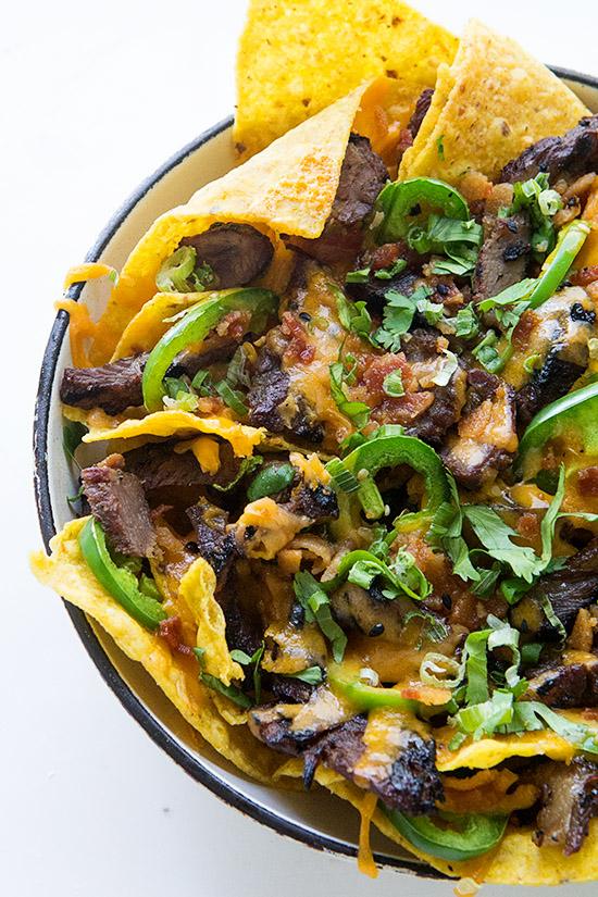 Texas Beef Nachos | Real Food by Dad