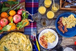 CGA Breakfast eggs