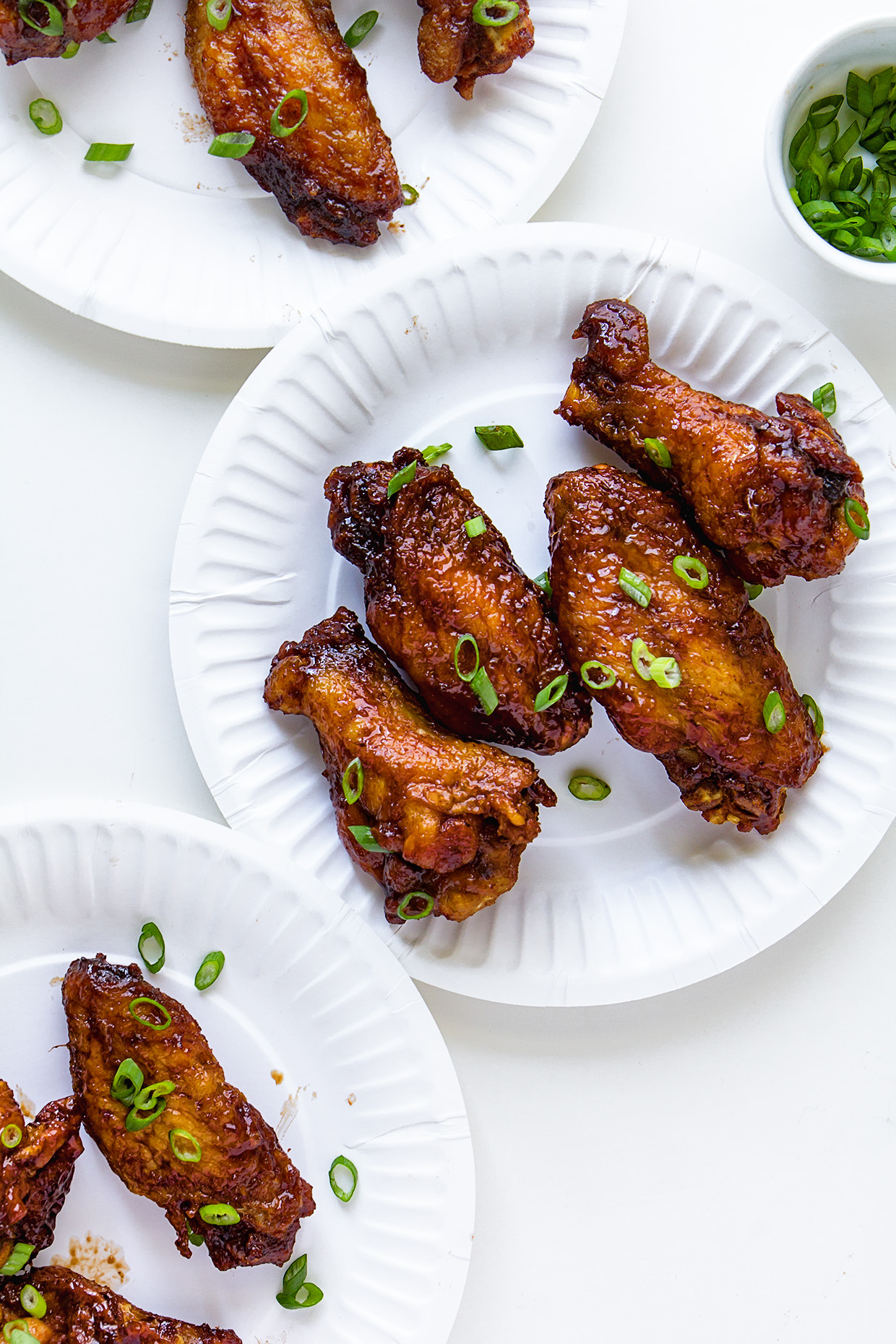 Bourbon Molasses Wings _ Real Food by Dad