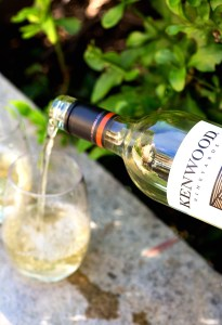 Kenwood Sauvignon Blanc Real Food by Dad