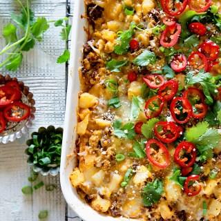 Blog real food by dad breakfast enchilada casserole recipe forumfinder Images