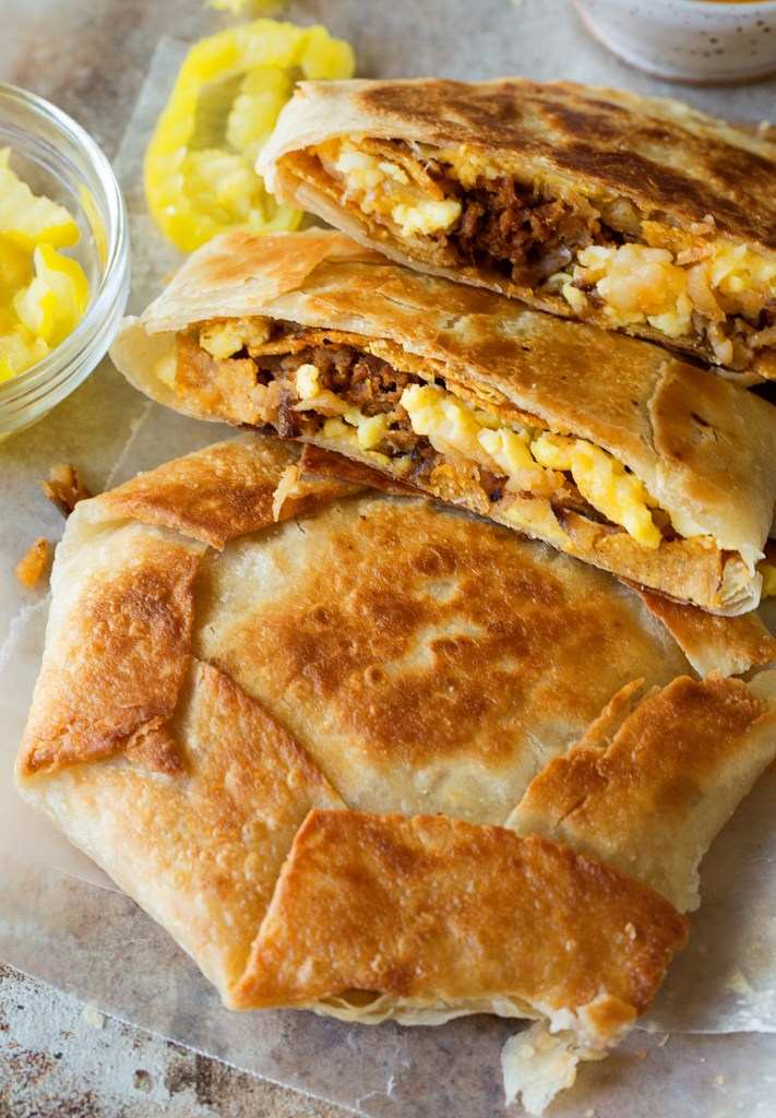 77ea9036d72e Breakfast Crunchwrap Supreme Real Food by Dad 1