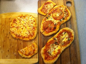 day 10 pizzas
