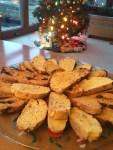Christmas biscotti!