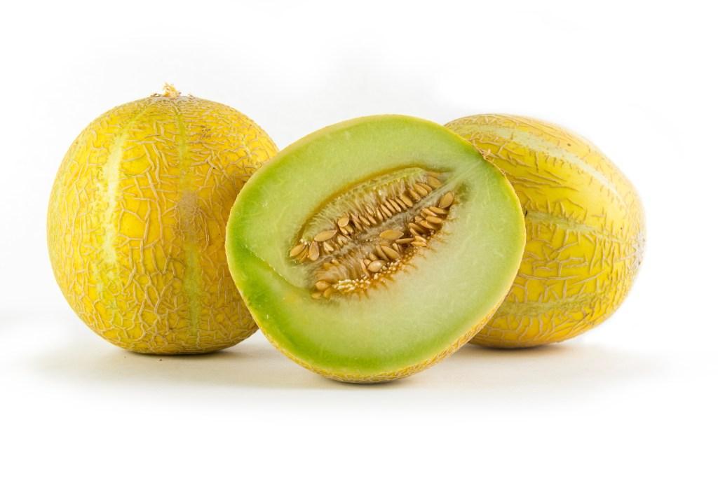 lemon drop melon, melon, variety melons, healthy options, fresh fruit