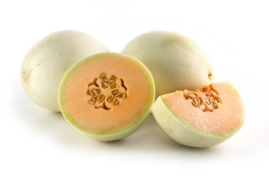 orange flesh melon, melon, variety melons, healthy options, fresh fruit