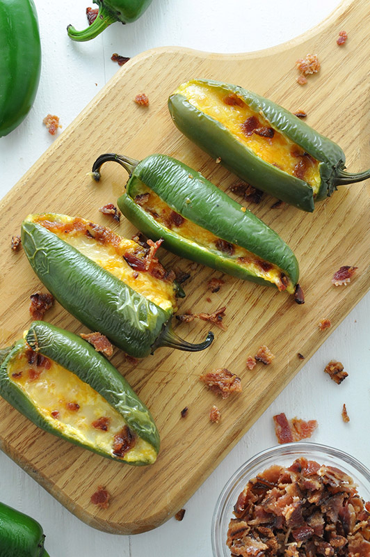 Know Your Chile Peppers: The Ultimate Guide l grilled stuffed jalapeno chile poppers