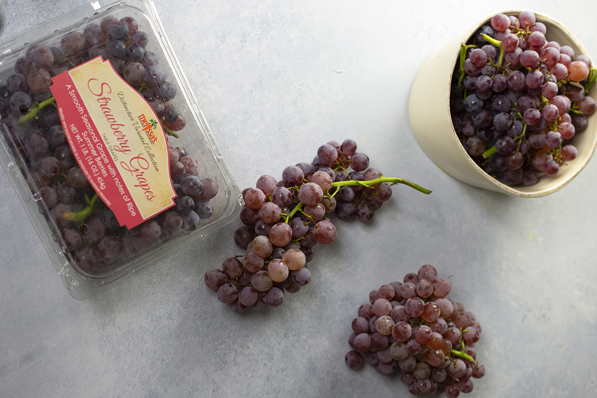 Strawberry Grapes 101