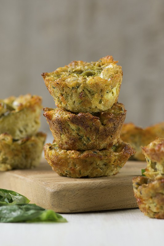 20 Tailgating Recipes that Score Big l jalapeno zucchini bites