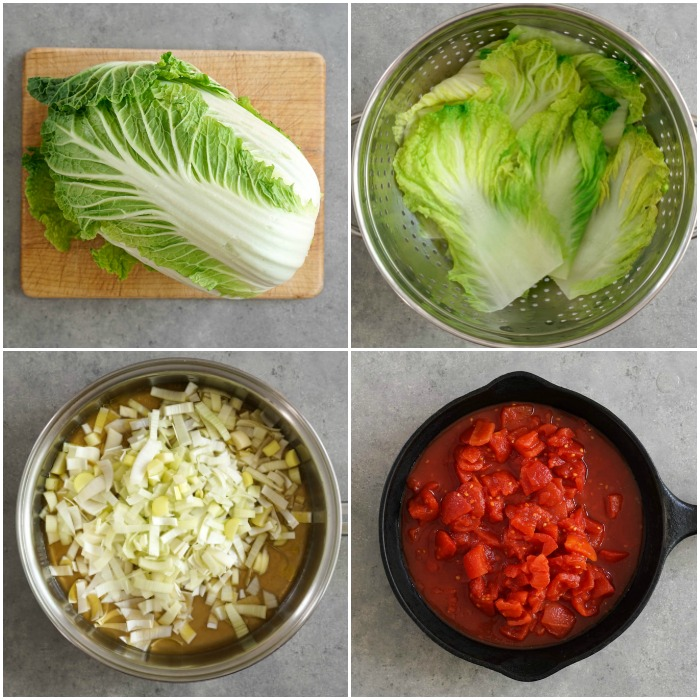 This is the simple process behind this casserole.
