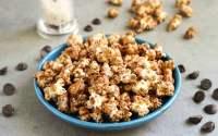 healthy chocolate popcorn recipe