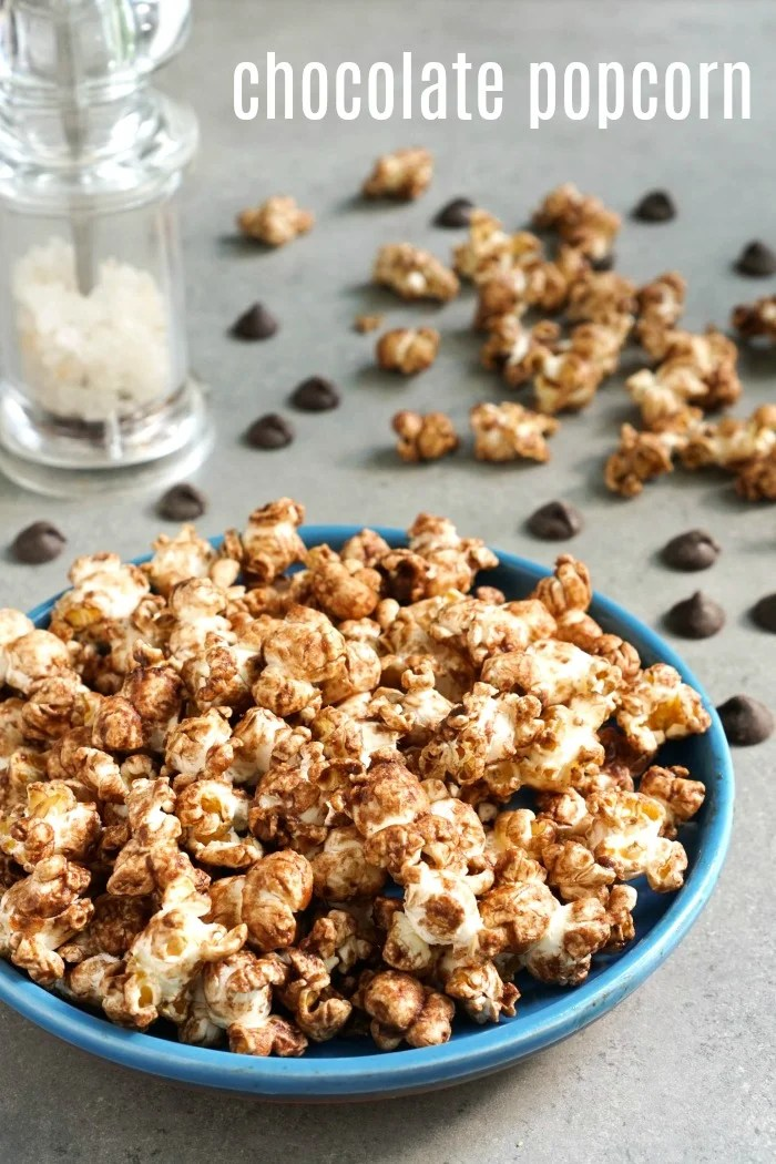 Amazing Chocolate Popcorn Recipe - The Best Cheap Healthy ...