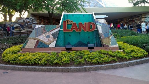 Don't miss The Land at Epcot to see where some restaurant meals are grown.