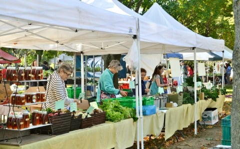 Hope Street Market