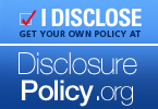 disclosure policy image